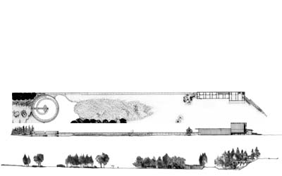wetland museum competition architects salt lake city utah