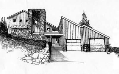 C Mountain Residence