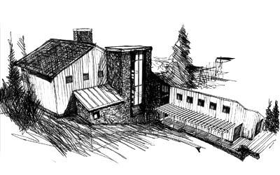 c mountain residence architects salt lake city utah