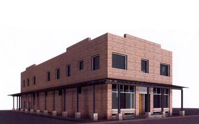 opal mercantile building architects utah