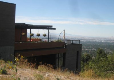 p & j residence architects salt lake city utah