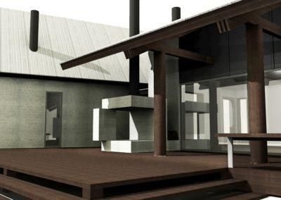 r cabin architects utah