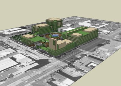 Salt Lake City Urban Design Block Study