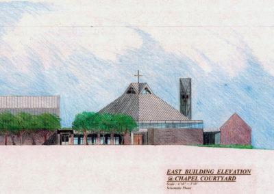 huntsville monastery elevation