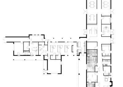 Santa Rita office plan