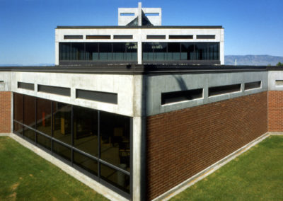 UVC now UVU Losee Center architect