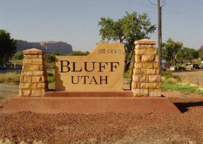 bluff architects