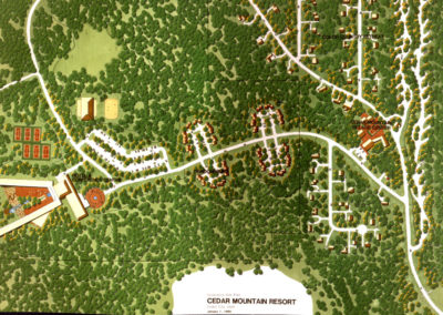 color country masterplan architect