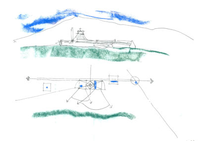 huntsville monastery sketch