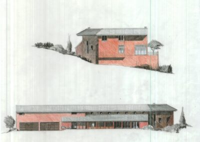 r j residence render architect salt lake city
