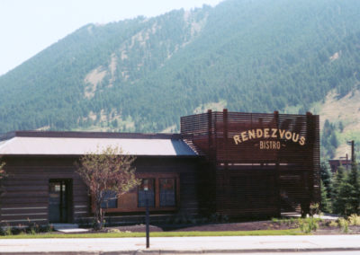 rendervous bistro wyoming architect