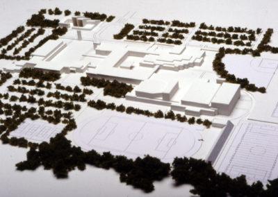 Skaggs Catholic Center utah architect