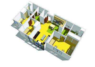 u of u honors housing architects