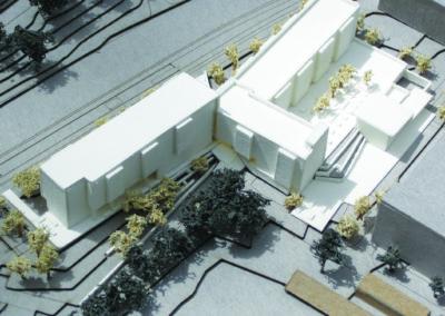 u of u south campus housing masterplan architects salt lake city