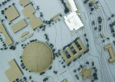 u of u south campus housing masterplan architects salt lake city