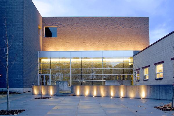 Utah Opera Production Building Pollard Architects
