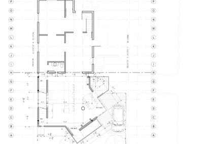 w residence main plan architect salt lake city