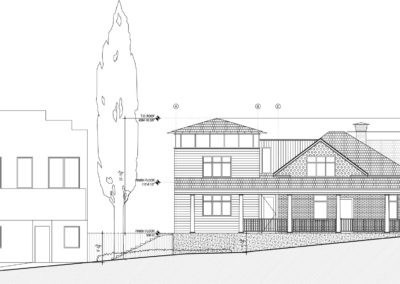w residence option 2 elevation
